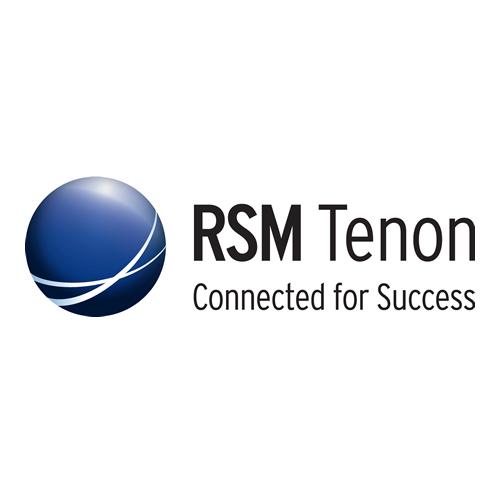 RSM Tenon logo